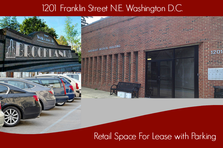 Franklin Street For Lease: Click for details