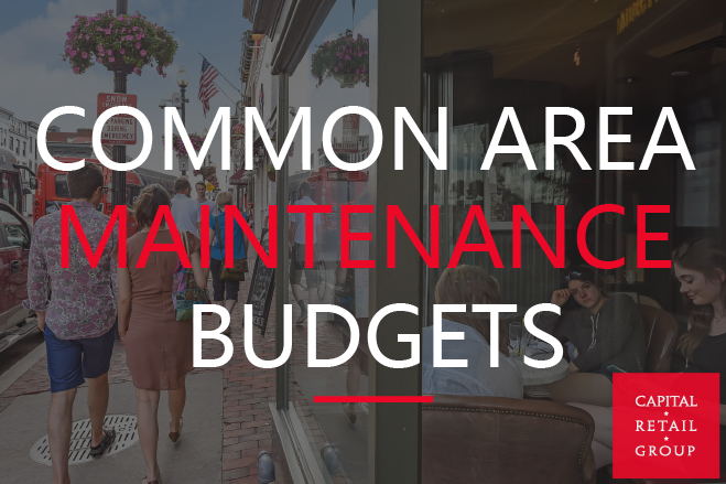 Common Area Budgets