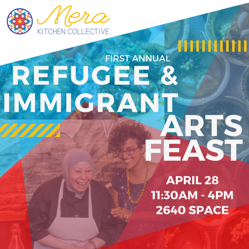 immigrant arts feast