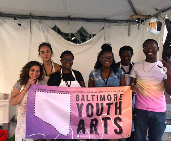 Baltimore Youth Arts at Artscape