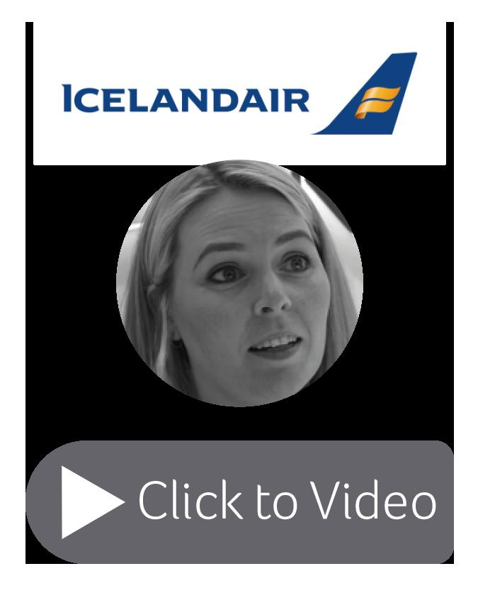 Icelandair Testimonial